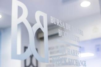 Bursa de la Bucuresti a pierdut 1,9 miliarde de lei din capitalizare in aceasta saptamana