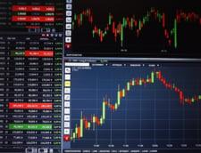 Bursa de la Bucuresti a pierdut peste 4 miliarde de lei din capitalizare in aceasta saptamana