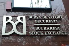 Bursa de la Bucuresti scade cu aproape 10% luni dimineata