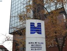Bursa din Bucuresti scade puternic si leul se depreciaza, dupa ce PSD a anuntat desfiintarea Pilonului II de pensii