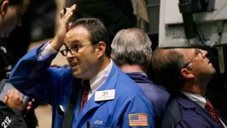Bursa din SUA, la cel mai scazut nivel din ultimii patru ani. De vina: pietele emergente