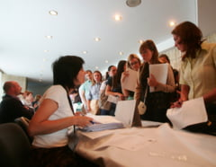 Bursa locurilor de munca pentru absolventi, in Bucuresti