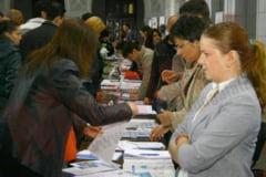 Bursa locurilor de munca pentru absolventi, pe 26 septembrie