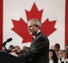 Bush: Obama merita tacerea mea