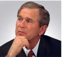 Bush acuza ca unii aliati NATO nu au vrut sa lupte in Afganistan