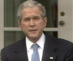 Bush i-a multumit lui McCain si l-a felicitat pe Obama