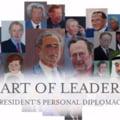 Bush i-a pictat pe Putin si Merkel dupa Google Images?