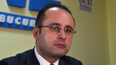 Busoi e noul presedinte PNL Bucuresti si ne anunta dupa Paste daca va candida la sefia partidului