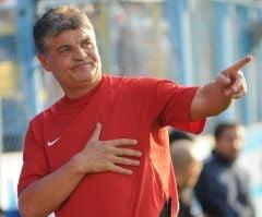 Butoiul cu pulbere de la Dinamo