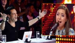 Buzoianca Adina Raducan a avut nevoie de doar trei minute pentru a fascina juratii X-Factor