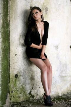 Buzoianca Madalina Dediu, fotomodelul care se viseaza artist restaurator