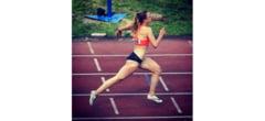 Buzoianca Marina Andreea Baboi, convocata la lotul national de atletism seniori