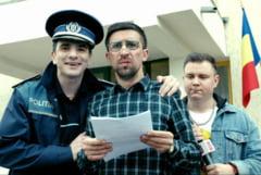 """Buzoianul Stefan Pavel, despre peripetiile de la filmarile serialului """"Mangalita"""": """"La o filmare de noapte, am trezit tot orasul. A venit Politia!"""""""