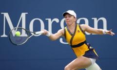 Câți bani câștigă Simona Halep pentru calificarea în optimi la US Open