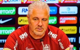 Câți bani va încasa Marius Șumudică pentru că a fost dat afară de la CFR Cluj