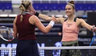 Câștigătoare surpriză în turneul WTA de la Ostrava. A învins-o pe Sorana Cîrstea în primul tur și a urcat lângă Emma Răducanu în clasament