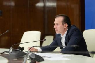 """Cîțu despre USR PLUS. """"Nu îi roagă nimeni să vină la guvernare. Nu pot să stau și să oprim România pentru un partid mic care își ia jucăriile când nu îi convine ceva"""""""