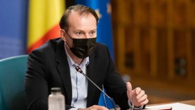 Cîțu susține că dacă se schimbă compoziția politică a guvernului nu trebuie să ceară votul Parlamentului pentru întreg Cabinetul