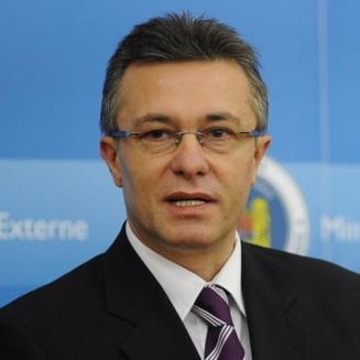 C. Diaconescu: Subiectul Schengen trebuie tratat fara o retorica agresiv-ieftina