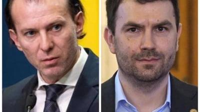 """Cătălin Drulă îl numește pe Florin Cîțu """"un zero politic aflat la termenul de expirare"""". Ce l-a iritat pe fostul ministru al Transporturilor"""