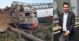 """Cătălin Drulă, după întâlnirea cu operatorii feroviari: """"Le-am explicat foarte clar şi ferm că rupem pisica în două"""""""