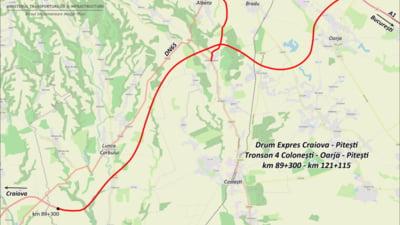 Cătălin Drulă anunță progresele la drumul expres Craiova Pitești. Când ar putea fi terminate lucrările