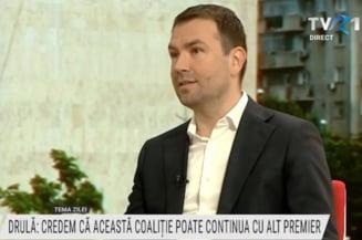 """Cătălin Drulă susține că Cioloș ar renunța la mandatul de premier dacă PNL vine cu o propunere: """"Scopul nostru este să facem un guvern"""" VIDEO"""