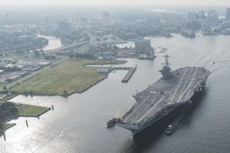"""Cât de greu ar fi pentru China să scufunde un portavion al Statelor Unite. """"Vom vedea cât de speriată este America"""""""