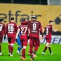 Cât s-a terminat partida CFR Cluj - Sepsi din Liga 1. Dan Petrescu a fost un car de nervi