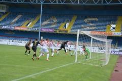 Cât s-a terminat partida Gaz Metan Mediaș - CS Mioveni, primul meci al argeșenilor în Liga 1 după mulți ani
