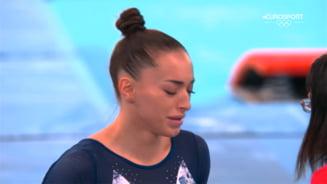 Cât timp va lipsi Larisa Iordache, după calificarea eroică în finala de la bârnă a Jocurilor Olimpice