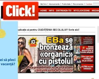 C.T. Popescu: Adevarul si Click vor pierde cititori, daca introduc plata online