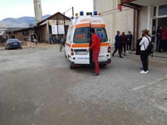CARE e starea elevei accidentate ieri, la Sangeorz Bai
