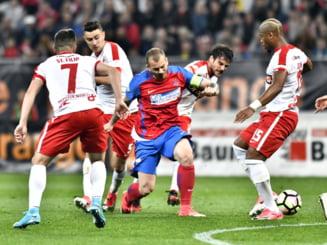 CCA a anuntat arbitrul pentru marele derbi FCSB - Dinamo - oficial