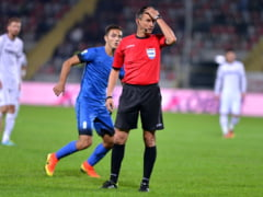 CCA a decis cine va arbitra marele derbi dintre Craiova si Dinamo
