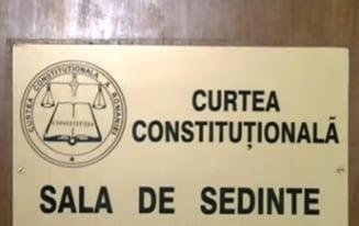 CCR: Alegerile locale vor avea loc intr-un singur tur de scrutin