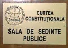 CCR: Legea privind retrocedarea imobilelor preluate abuziv de comunisti, partial neconstitutionala