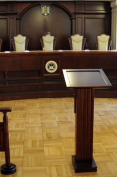 CCR a amanat si dezbaterea pe Codul Administrativ