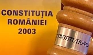 CCR a dat un aviz ambiguu suspendarii presedintelui Basescu