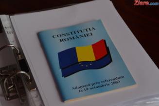 CCR a decis: 85 din cele 128 de schimbari in Constitutie, neconstitutionale