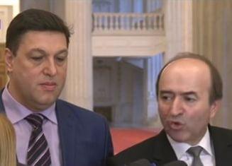 CCR a ramas in pronuntare pe OUG13: Ce a sustinut in fata Curtii noul ministru al Justitiei, Tudorel Toader