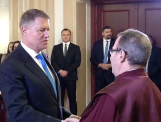 CCR a validat al doilea mandat al lui Iohannis: Presedintele a vorbit despre asaltul asupra Justitiei si cum s-a opus regreselor Romaniei