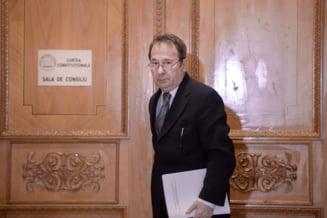 CCR amana decizia privind completurile specializate. Cu ce argumente au venit Iordache si Tarcea