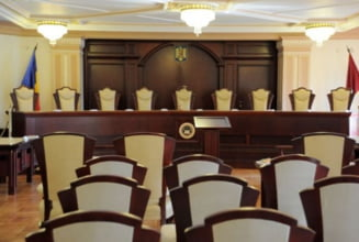 CCR anunta oficial ca lasa Parlamentul sa stabileasca prag pentru abuzul in serviciu