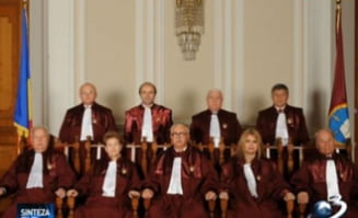 """CCR decide asupra """"valabilitatii"""" referendumului - termenul """"validare"""" nu exista in lege (Video)"""