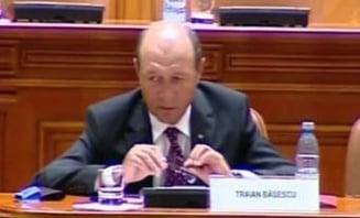 CCR dezbate vineri, la ora 9, suspendarea lui Basescu
