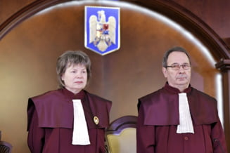 CCR discuta pe 14 ianuarie sesizarea partidului AUR privind alegerea lui Ludovic Orban ca presedinte al Camerei Deputatilor