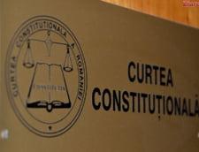 CCR discuta pe 16 ianuarie sesizarea privind Sectia de investigare a magistratilor
