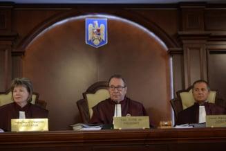 CCR explica de ce nu pot fi interzise amnistia si gratierea coruptilor