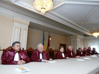 CCR reclama, la Comisia de la Venetia, continuarea presiunilor si amenintarilor la adresa judecatorilor